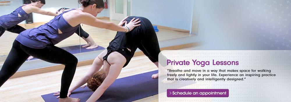 home yoga class